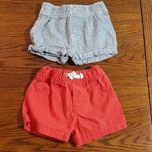 Carter's 3m shorts